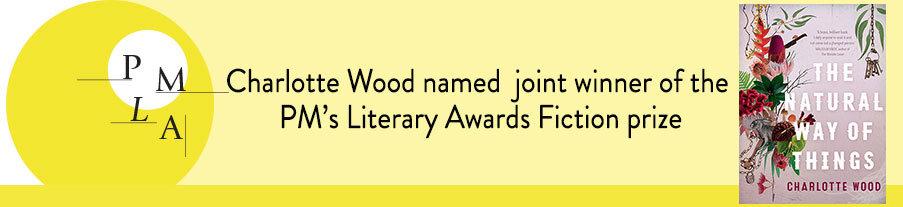 Charlotte Wood named joint winner of the PM's Literary ...