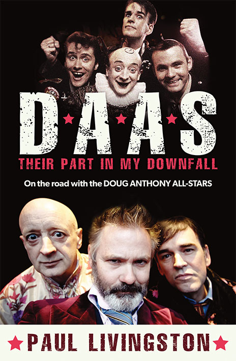 D.A.A.S.: Their Part in My Downfall